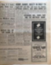 jimi hendrix newspaper 1969/new musical express january 18 1969