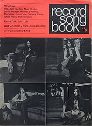 jimi hendrix magazines 1970 death/  record song book : october 1970