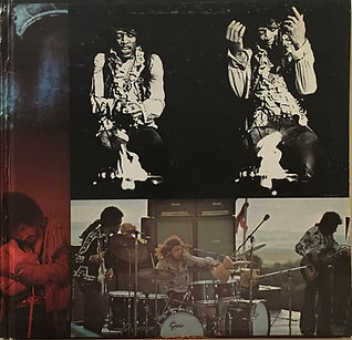 jimi hendrix collector vinyls/albums lps/cry of love usa 1971 first edition