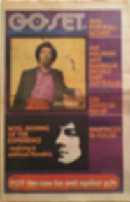 jimi hendrix newspapers 1970 / australia : go set april 11, 1970 / noel redding