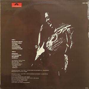jimi hendrix vinyl album/war heroes norway