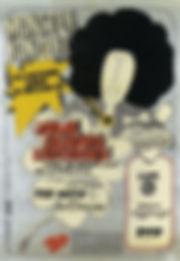 jimi hendrix memorabilia 1968 / AD : may 30/31 1968