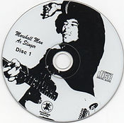 jimi hendrix cd box bootleg 1970 / disc 1:  box 3cd marshall man ax slinger
