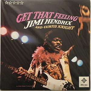 get that feeling/jimi hendrix vinyls albums 1968 collector