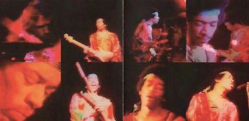 jimi hendrix bootlegs cd / atlanta  july 4, 1970