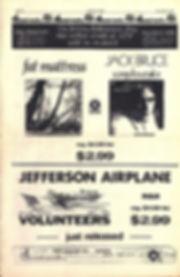 jimi hendrix newspaer 169/berkeley tribe october 31, 1969