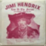 jimi hendrix bootlegs vinyls albums 1970