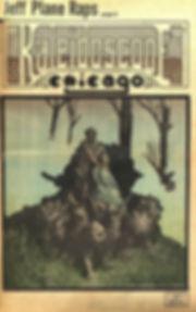 jimi hendrix newspaper 1968 /kaleidoscope chicago 22/11/68