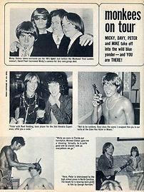 jimi hendrix collector magazine/spec 16 fall 1967