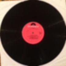 hendrix rotily vinyls album/ side a elctric ladyland  new zealand