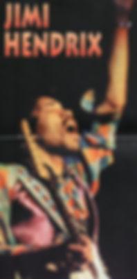 jimi hendrix bootleg cd 1969/burningat frankfurt