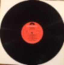 jimi hendrix vinyl album /disc 2/ side a electric ladyland mexico