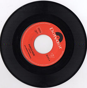 jimi hendrix singles vinyls 1967/ purple haze