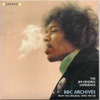 jimi henrix bootlegs cd/bbc archives 1967-68 WT 2001050
