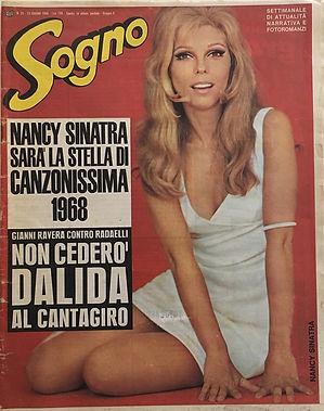 jimi hendrix magazines 1968/ sogno : june 23, 1968
