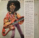 jimi hendrix collector vinyls/LPs/album/band of gypsys japan 1977