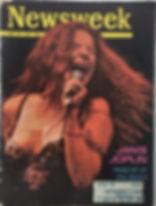 jimi hendrix magazines 1969/newsweek may 1969
