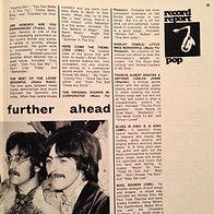 jimi hendrix magazine /music maker july 1967
