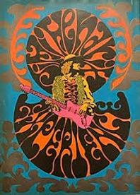 jimi hendrix magazines 1969/mexico canta