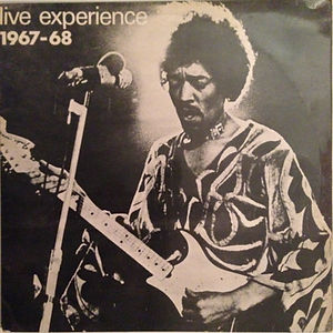 jimi rotily/collector jimi hendrix /live  experience 1967/68
