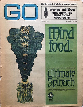 jimi hendrix newspaper/go 23/2/1968