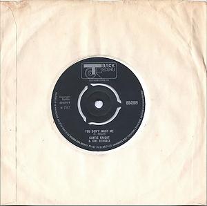 jimi hendrix vinyls singles / you don't want me