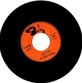 jimi hendrix collector singles vinyls 45t/ 2nd gypsy eyes barclay france 1970