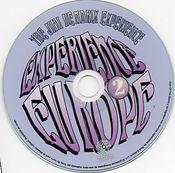 jimi hendrix cd bootlegs collector/experience europe 2