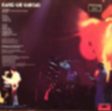 jimi hendrix rotily vinyls collector /band of gypsys 1970