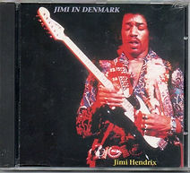 jimi hendrix bootleg/unofficial cd/jimi in danmark