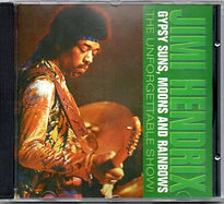 jimi hendrix cd bootleg album/box disc 3/ the ultimate live collection