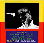 jimi hendrix collector cd bootlegs/king & wonder sessions/1994 ho boy