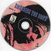 jimi hendrix cd bootleg/ disc 1: smashing the amps
