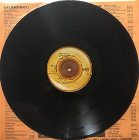 jimi hendrix album vinyl/more experience side 1 /norway 1972