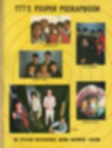 jimi hendrix magazine/teen's top ten /ad poster