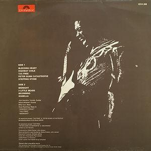 jimùi hendrix vinyl album / war heroes 1972