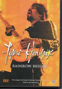 jimi hendrix collector dvd /rainbow bridge   2000