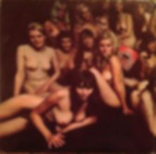 jimi hendrix vinyl album / electric ladyland  england
