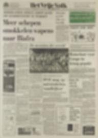 jimi hendrix newspapers 1967 / het vrije volk nov. 11, 1967