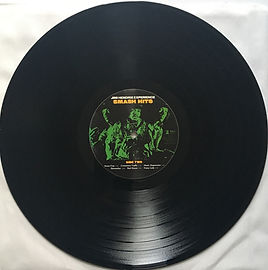 side 2 / smash hits/vinyl album/jimi hendrix collector
