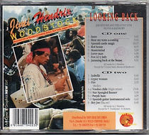 jimi hendrix bootleg cd album/looking back 2 cd