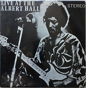 jimi hendrix vinyl bootlegs/live at the albert hall stereo