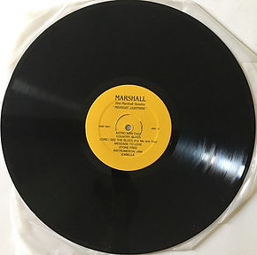 jimi hendrx bootlegs vinyls/side 2: james marshall midnight lightning