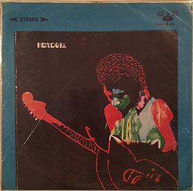 jimihendrix collector vinyls LPs/ALBUMS/BAND OF GYPSYS/1978 taiwan