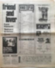 jimi hendrix collector newspaper/new musical express june 1 1968