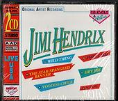 jimi hendrix rotily  2 CDs Live USA