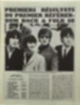 jimi hendrix magazine/rock & folk referendum 1968