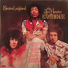 jimi hendrix rotily vinyls collector/ electric ladyland japan 1977