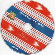 jimi hendrix bootlegs cds 1970 / the black elvis plays america / dandelion   1999 disc 2