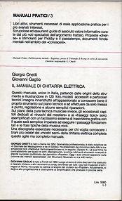 jimi hendrix book/il manuale di chitarra elettrica